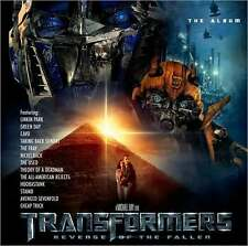 Various Artists - Transformers (Revenge of the Fallen -- The Album/Original Soundtrack, 2009)
