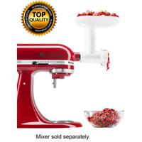 Food Meat Grinder Attachment For Kitchenaid Stand Mixer Kitchen Aid Accessories