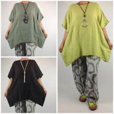 Linen Other Tops Plus Size for Women
