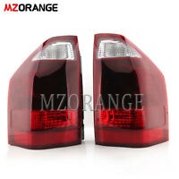 LH+RH Tail Light For 2003- 2006 Mitsubishi Montero Pajero Shogun MK3 Rear Lamp