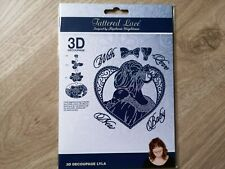 Tattered Lace 3d Decoupage Lyla - Mother & Baby Die - Free Download Available