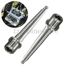 Ti Axles Bicycle Bike Pedal Spindle Crank Brothers Egg Beater Candy 1/2/3/11