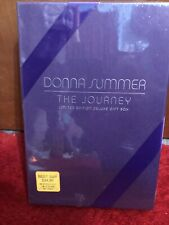 Donna Summer The Journey Limited Edition Deluxe Gift Box NIB Ordinary Girl