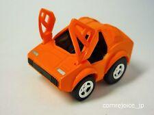 Choro Q TAKARA TOMY LAMBORGHINI Countach LP400 #58 Orange NEW Pull Back car F/S