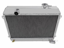 """2 Row AS Radiator with 1"""" Tubes For 1968-1973 Datsun 510"""