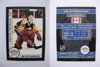 2015 SCA Jim Rutherford Los Angeles Kings goalie never issued produced #d/10