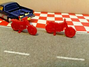 Matchbox Superfast No60 Holden Pick Up Repro RED  M/Bikes $9.50 EACH- NO CAR