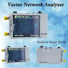 Nanovna 50Khz-900Mhz Vect 00004000 or Network Analyzer Nano Kit Hf Vhf Uhf Antenna Us W2F1