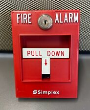 Simplex 4099-9001 Addressable Fire Alarm Pull Station - Multiple Available