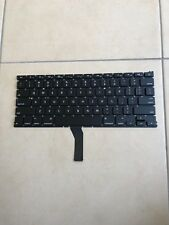 For Apple Macbook Air 13 2012-2015 A1369 A1466 Keyboard US Layout Black Laptop
