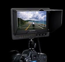 "Lilliput 7"" Field Monitor HDMI Out Advanced Functions For DSLR Full HD Cameras"