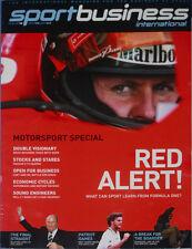 Sport Business International Mag 76 David Richards (Rallying), Hector Gifueroa