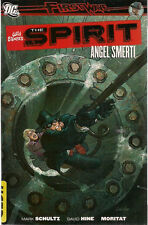 Will Eisner's THE SPIRIT Angel Smerti (2011) DC Comics TPB {sticker}