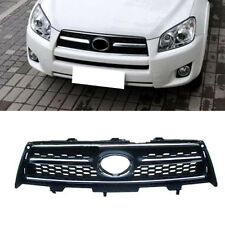 For Toyota RAV4 ACA33 2008-2011 Front Hood Grille ABS + Chrome Replace