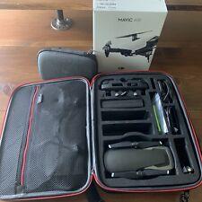 DJI Mavic Air Quadcopter Bundle: Drone + Smart Tree Case + Accessories (Black)