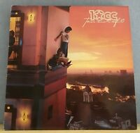 10CC Ten Out Of 10 1981 UK  vinyl LP + INNER EXCELLENT CONDITION