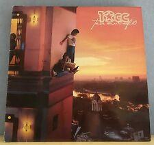 10CC Ten Out Of 10 1981 UK  vinyl LP + INNER EXCELLENT CONDITION