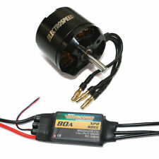 Electrospeed Boost 60 Power Pack (Motor & ESC Combo)
