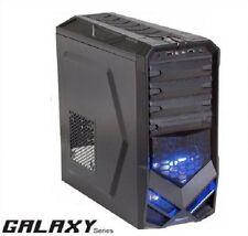 AMD Quad Core Gaming PC Computer 2TB Hard Drive New Custom Built Desktop System