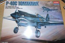 Academy 1:48 P-40C Tomahawk 2182