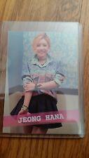 "Secret Hana ""i do i do"" japan jp official photocard Kpop k-pop u.s seller"
