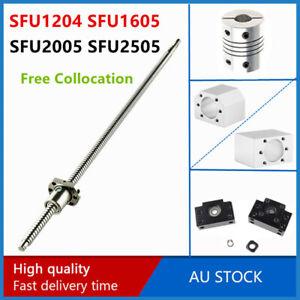SFU1204/SFU1605/SFU2005/2505 BallScrew End Machine&BK/BF10/12/15&Coupler&Housing