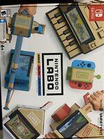 Labo Toy-Con 01 Variety Kit (Nintendo Switch, 2018)
