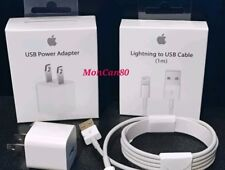 Original Genuine Apple Lightning to USB Charger Cable for iPhone 6s/Plus/5/SE