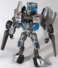 Transformer Movie Sideswipe Figure ROTF Complete Deluxe Class Revenge Original