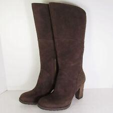 Kniehohe Stiefel aus Echtleder in EUR 40