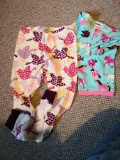 Girls Hatley pj's bottoms age 7 and 8 years. New