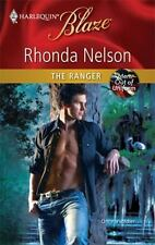The Ranger Men Out of Uniform by Rhonda Nelson Harlequin Blaze June 2010 545