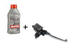 341020 Pompa freno anteriore universale liquido freni motul dot 3 4 moto scooter