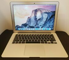"""Apple MacBook Air A1466 13.3"""" Laptop (Early 2015) i5 1.6Ghz, 4GB, 250GB"""