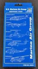 Trumpeter 1/350 Us Marines Air Group Aircraft/Heli Set 6639 9580208066394