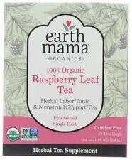 Earth Mama  Organic Tea  Raspberry Leaf  (16 Count)