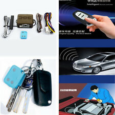 Truck Car Alarm System One Button Push Start Engine Remote Control Keyless Entry