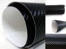 "60"" x 120"" (1524mm x 3048mm) 3D CARBON FIBER VINYL SHEET FILM CAR WRAP STICKER"