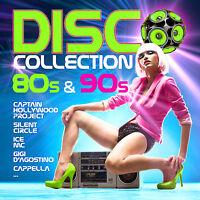 CD Disco Collection Des années 80 & 90s d'Artistes divers 2CDs