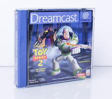 Toy Story 2 (2000) | Sega Dreamcast, PAL | complete