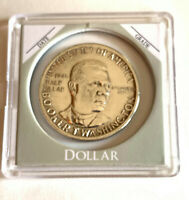 Half Dollar Silver Coin 1946 Booker T. Washington Very Fine Condition 90% Silver