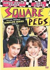 Square Pegs - The Complete Series (DVD, 2008, 3-Disc Set)