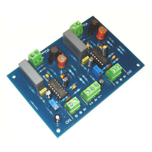 High Sensitivity Professional VU Meter Driver Board For Recording Studio Audio