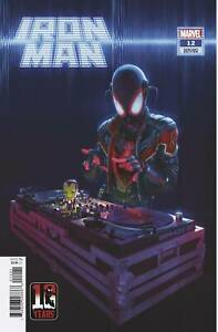 Iron Man #1 - 12 You Pick Issues From Main & Variant Covers Marvel Comics 2021