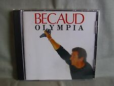 Gilbert Becaud- Olympia- RCA 1991- Made in Germany WIE NEU
