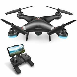 Holy Stone HS110G GPS FPV Drone with 1080P HD Live Video Camera for Adults and