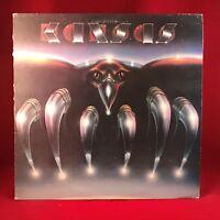 Kansas Song For America 1975 GB Vinyle LP Excellent État Original Epc 80740