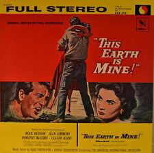 """East - SOUNDTRACK - This Earth Is Mine - Hugo Friedhofer 12 """" LP (L855)"""