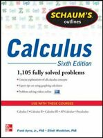 Frank Ayres - Schaums Outline of Calculus