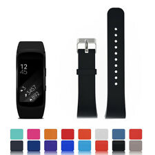 Soft Silicone Watch Strap Band Replacement for Samsung Gear Fit2 R360/Pro R365 N